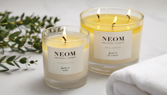 home fragrance & well-being